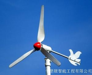 风力发电系统,风力发电视频监控