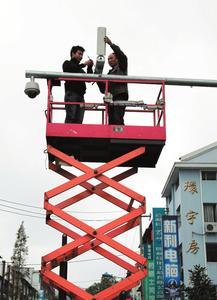平安城市,电子警察,超速抓拍,卡口工程方案设计安装公司